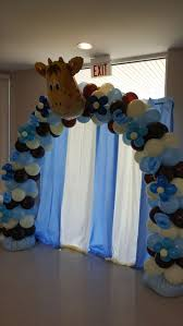 Baby Shower Centerpieces Boy by 196 Best Baby Shower Giraffe Theme Images On Pinterest Parties