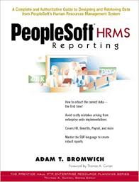peoplesoft hrms tables list amazon com peoplesoft hrms reporting prentice hall ptr enterprise