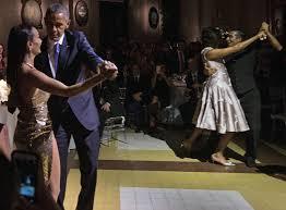 michelle obama dances the tango at argentina u0027s state dinner