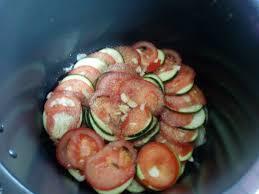 cuisiner des courgettes light courgettes tomates au cookéo recette light mes meilleures