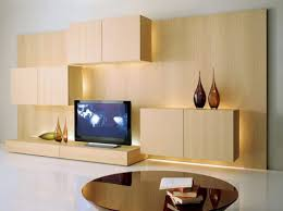 Modern TV Storage Wall Unit By Acerbis International - Design wall units