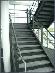 miscellaneous steel steel handrails industrial platforms