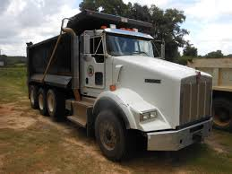 2015 kenworth t800 dump truck forestree