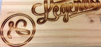 burn on wood wood burning and laser engraving