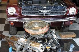 1967 mustang 289 engine 289 high performance v8 upgrade mustang monthly
