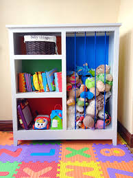 Toy Organization by Repurposed Bookshelf Ideas Zoos Repurposed And Animal