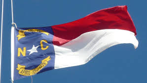 Civil War North Flag Flag Of North Carolina State Symbols Usa