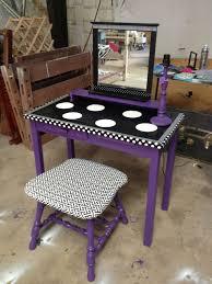 Diy Makeup Vanity Chair 8 Best Diy Makeup Vanity By Kristy George Images On Pinterest