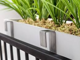 collection metal balcony planters photos best image libraries