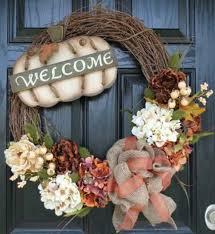22 handmade door wreaths recycling ideas for eco friendly