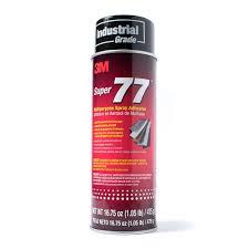 Upholstery Spray Glue 3m Super 77 Spray Adhesive 16 75oz Sailrite