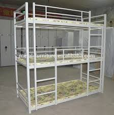 Triple Bunk Bed Dimensions Army Metal  Levels Bunk Bed Buy - Three sleeper bunk bed