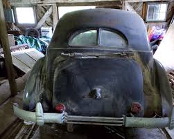 bf exclusive 1936 cord 810 project