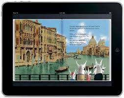 kindle books on nook color color e readers open way for picture books the new york times