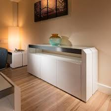 White Sideboard With Glass Doors White Sideboard Cabinet Design Ideas U2014 New Decoration Mid