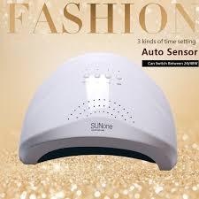 aliexpress com buy 48w 24w uvled sun light uv nail dryer led