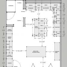 Restaurant Kitchen Layout Design L Shaped Kitchen Layouts Design Ideas Surripui Net
