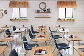 love fixer upper check out this classroom makeover hgtv joanna