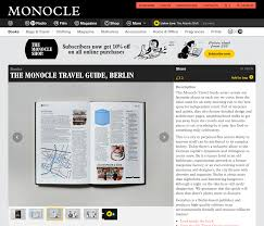travel guides books illustrations the monocle travel guide for berlin on behance