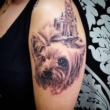 terrier tattoo gallery black u0026 grey heartbeatink tattoo magazine