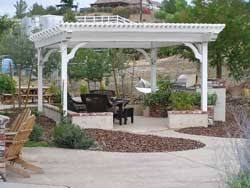 Garden Shade Ideas Patio Cover Design Ideas And Suggestions
