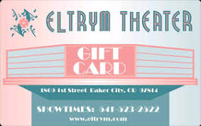 theater gift cards eltrym theater eltrym gift cards