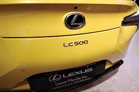 lexus lf lc price in pakistan dichotomy