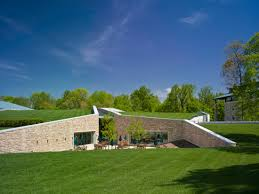 contemporary earth bermed house google search sustainable