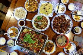 sichuan cuisine sichuan cuisine kuchai lama i come i see i hunt and i chiak