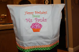 birthday chair cover bambino happy birthday chair cover