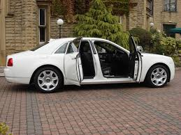 wedding rolls royce rolls royce ghost wedding car hire autograph chauffeurs
