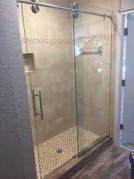 Frameless Shower Door Handle by Frameless Shower Doors In Spring Hill Florida Free Estimates
