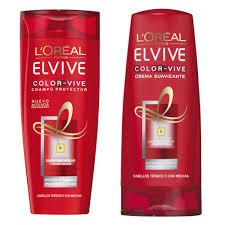 Preferidos Kit Shampoo + Condicionador Elseve Color-Vive 400ml - Comprar no  @JV04