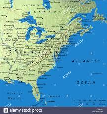 map east coast canada eastern canada road trips map of east coast for