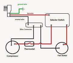 carrier window ac wiring diagram gooddy org