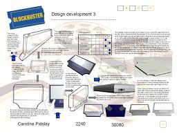 Powerpoint Portfolio Examples The Design Mark Evidence Portfolio