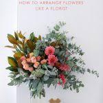 picture of flower arrangements best 25 red rose arrangements ideas