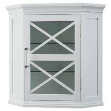 corner cabinet target