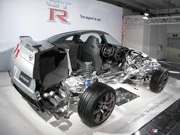 nissan gtr curb weight nissan gtr cutaway backside architettura motori e ingegneria