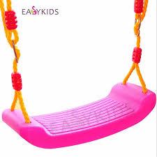 Backyard Kids Toys by Toy Swing Garden Seat Indoor Outdoor Playground Backyard Hanging