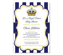 prince baby shower royal prince baby shower invitation prince baby shower