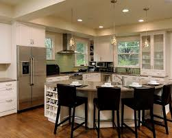 shaped kitchen islands best 25 curved kitchen island ideas on kitchen floor