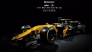 renault renault launch 2017 car the rs17 ahead of new formula 1 season