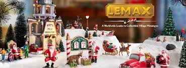lemax christmas lemax collection and christmas collectibles