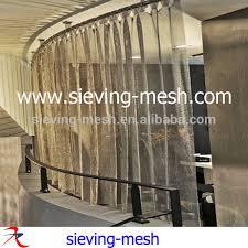 Chain Mail Curtain 2mm Wire Aluminium Chain Mails Metallic Chainmail Mesh Aluminium