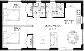 Granny Flats Floor Plans New Home Builders Granny Flat Mk1 Granny Flats Dual Living