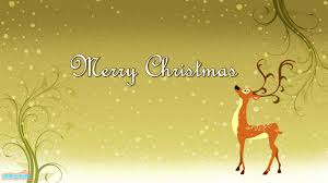 merry christmas reindeer desktop wallpapers for kids mocomi