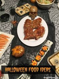halloween dinner food ideas a cup full of sass
