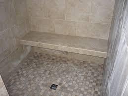 Modern Shower Bench Tile Shower With Bench U2013 Pollera Org
