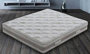 rivestimento materasso materasso aloe 7cm memory e acquapur groupon goods